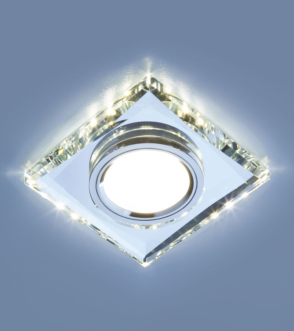 Встраиваемый потолочный светильник со светодиодной подсветкой 2230 MR16 5