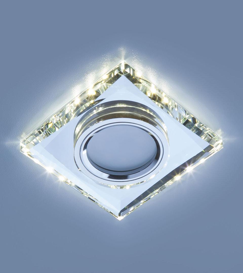 Встраиваемый потолочный светильник со светодиодной подсветкой 2230 MR16 4