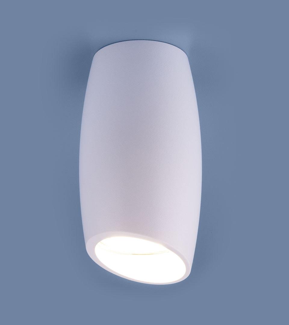 Накладной потолочный светильник DLN002 MR16 WH белый 1