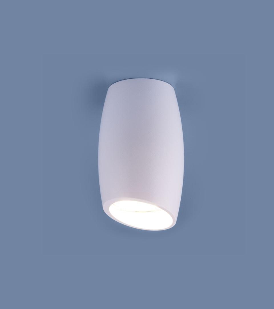 Накладной потолочный светильник DLN002 MR16 WH белый 2