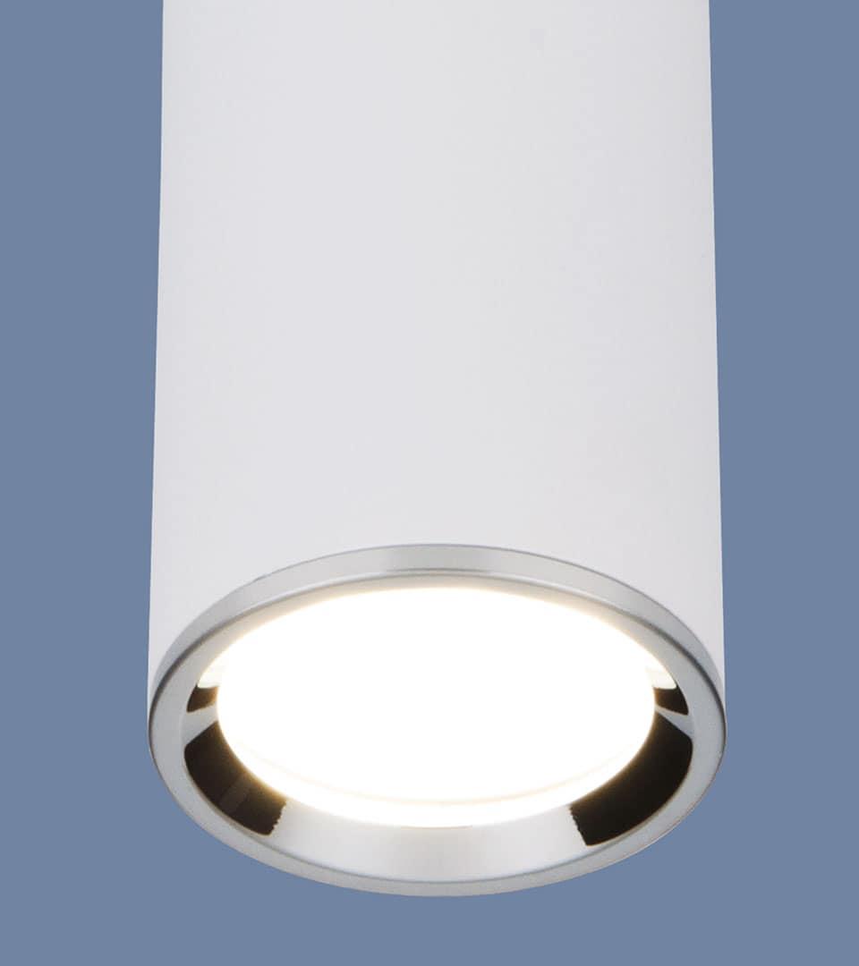 Накладной потолочный светодиодный светильник DLN102 GU10 2