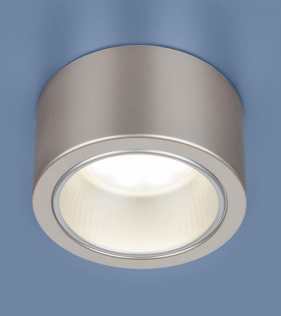 Накладной точечный светильник 1070 GX53 GD шампань 1