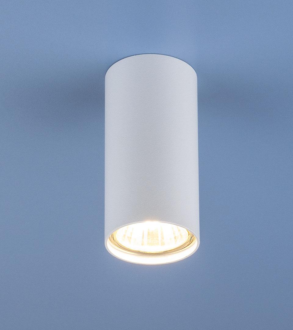 Накладной точечный светильник 1081 5255 GU10 WH белый 1