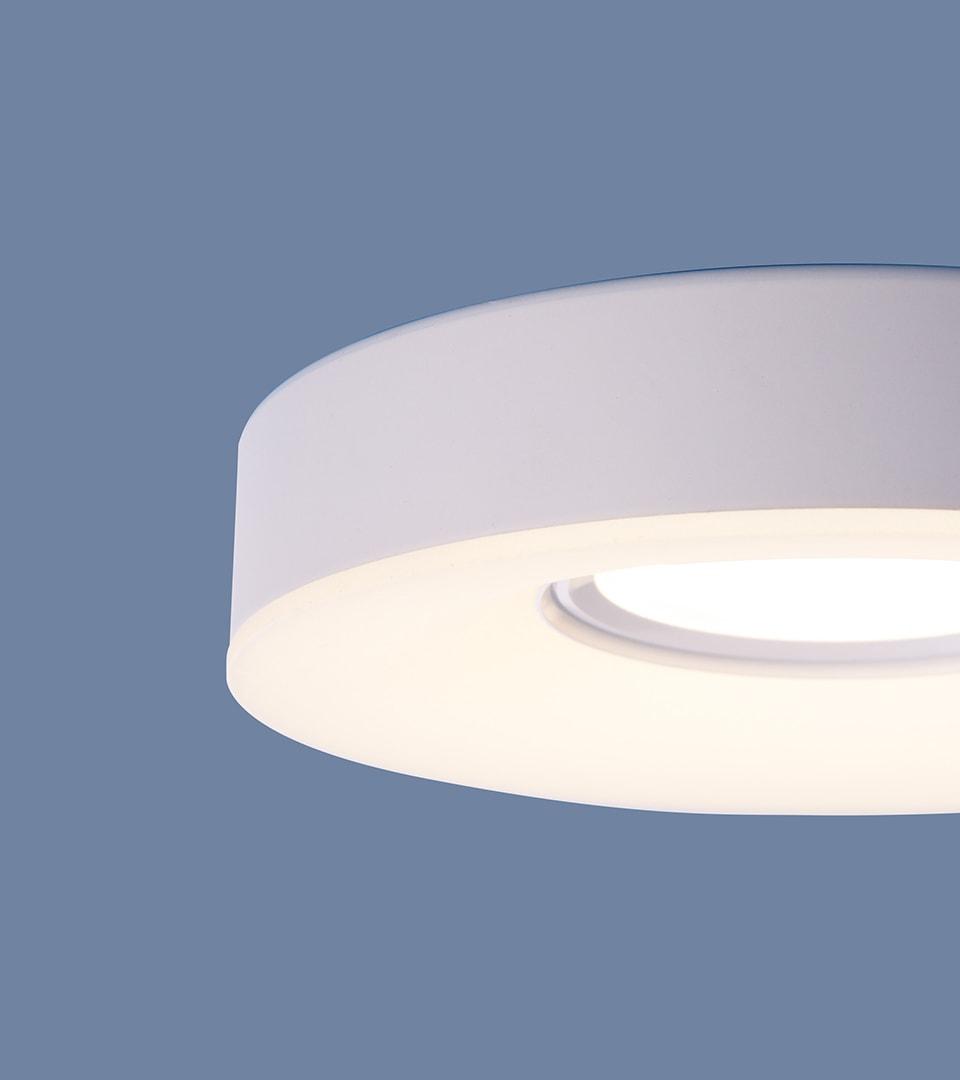 Встраиваемый потолочный светильник со светодиодной подсветкой 4