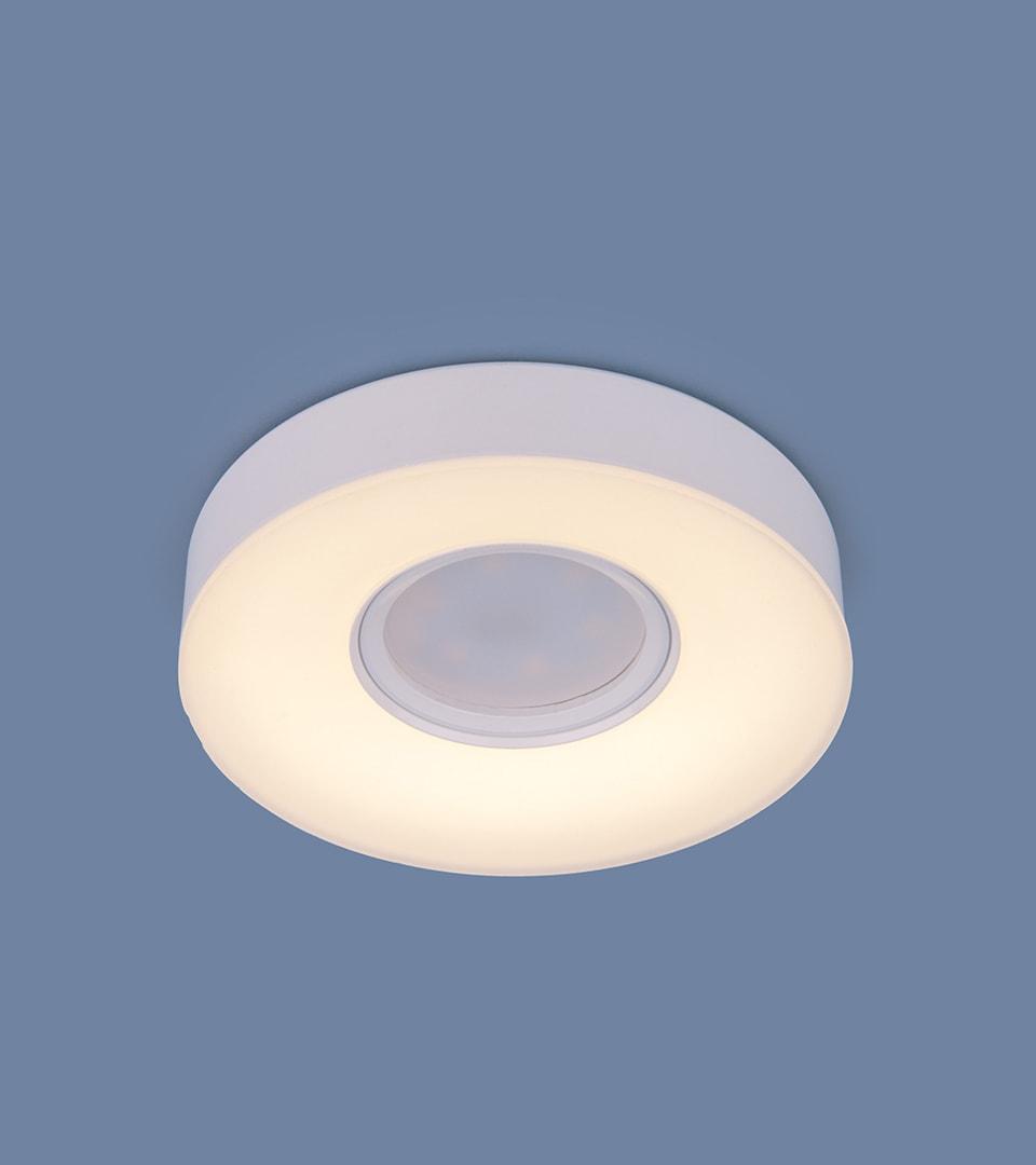 Встраиваемый потолочный светильник со светодиодной подсветкой 2