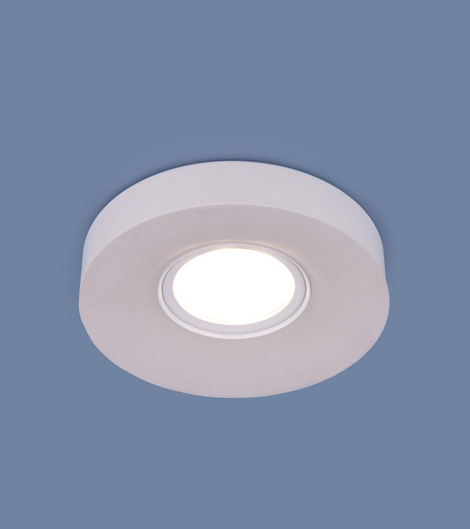 Встраиваемый потолочный светильник со светодиодной подсветкой 1