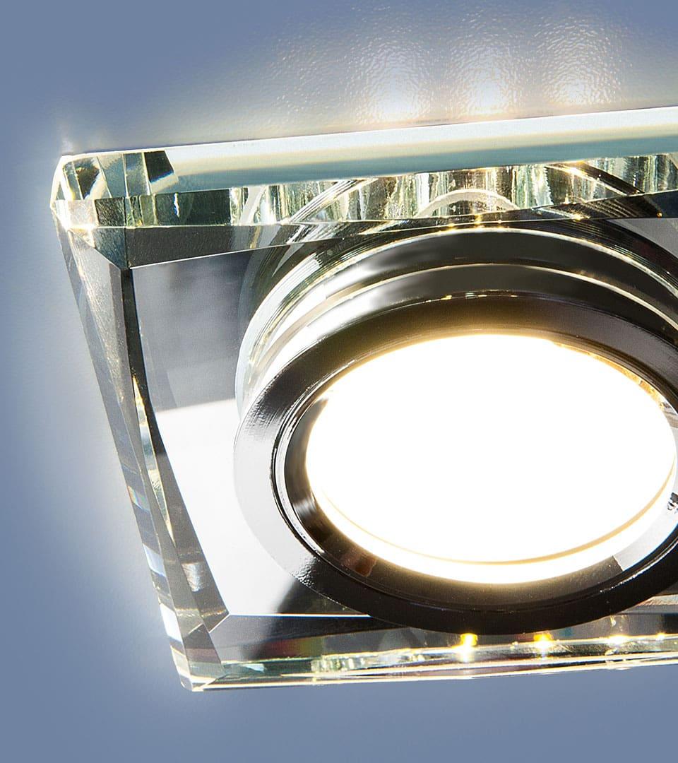 Встраиваемый потолочный светильник со светодиодной подсветкой 2230 MR16 1