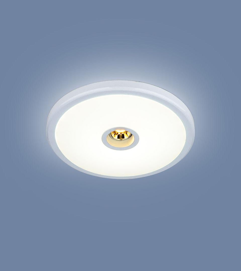 Встраиваемый потолочный светодиодный светильник 9912 LED 4