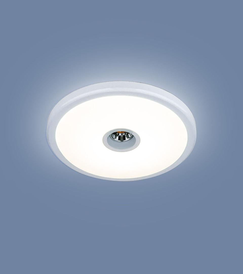 Встраиваемый потолочный светодиодный светильник 9912 LED 3