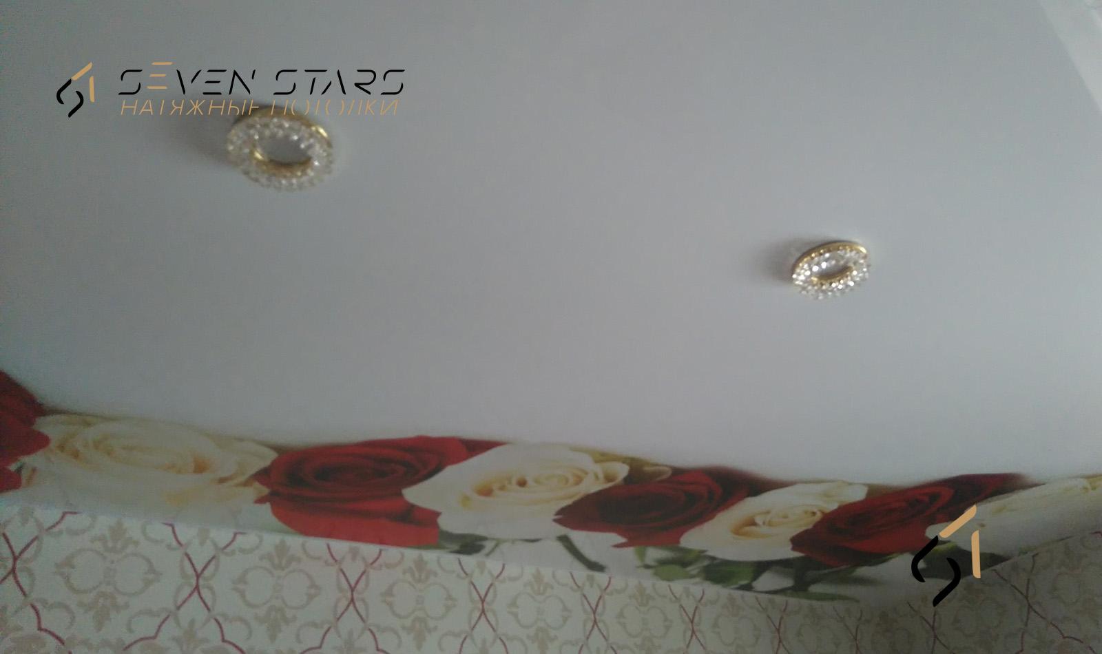 Потолки с фотопечатью 44