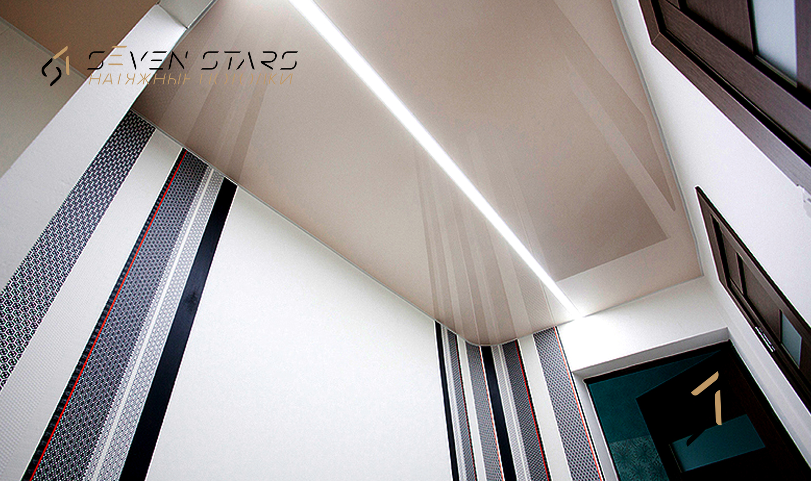 Галерея световых потолков 2