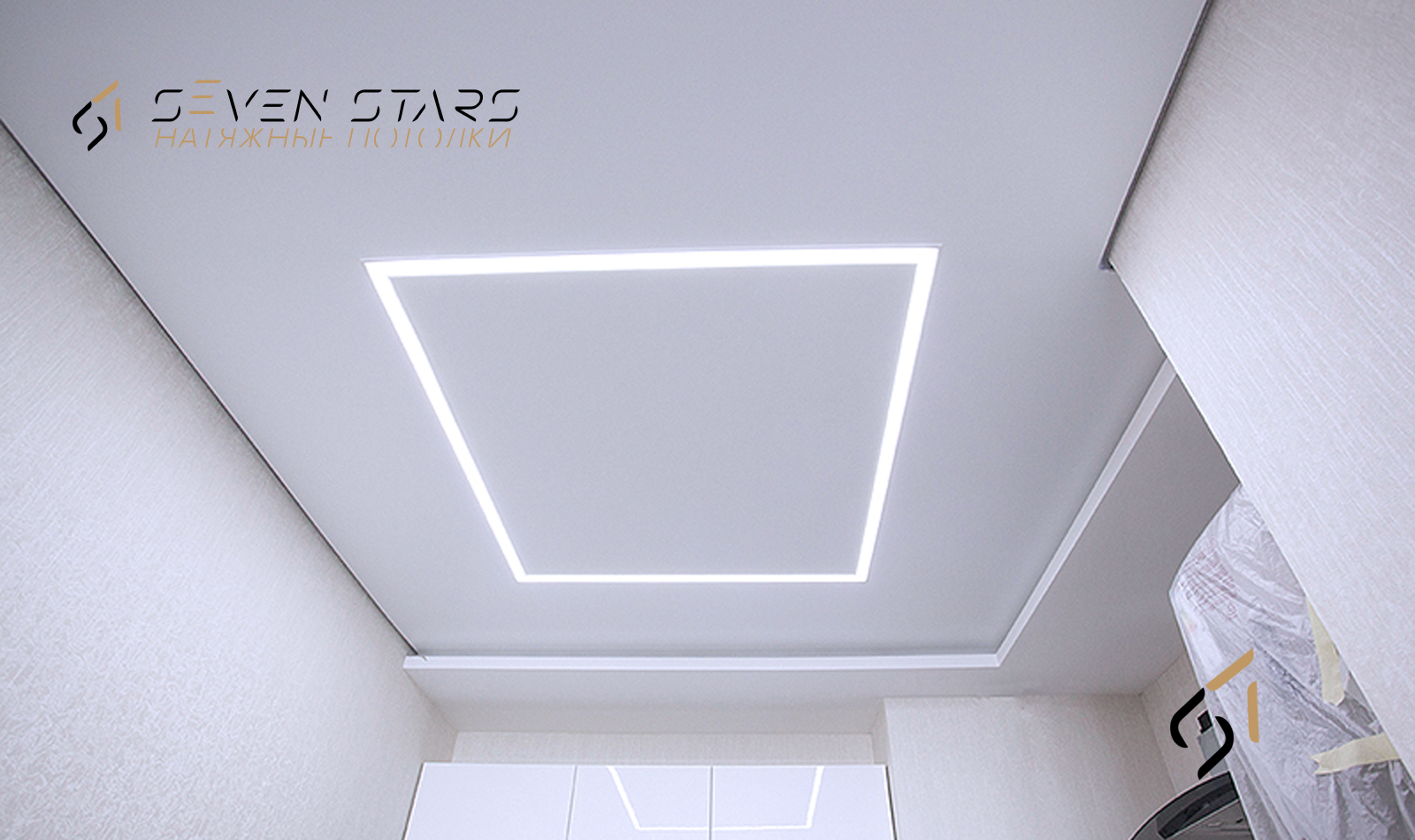 Световые потолки 6