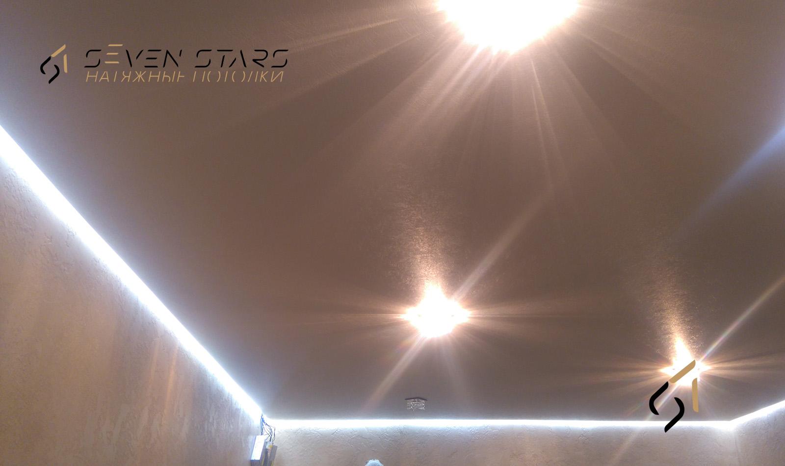 Световые потолки 10