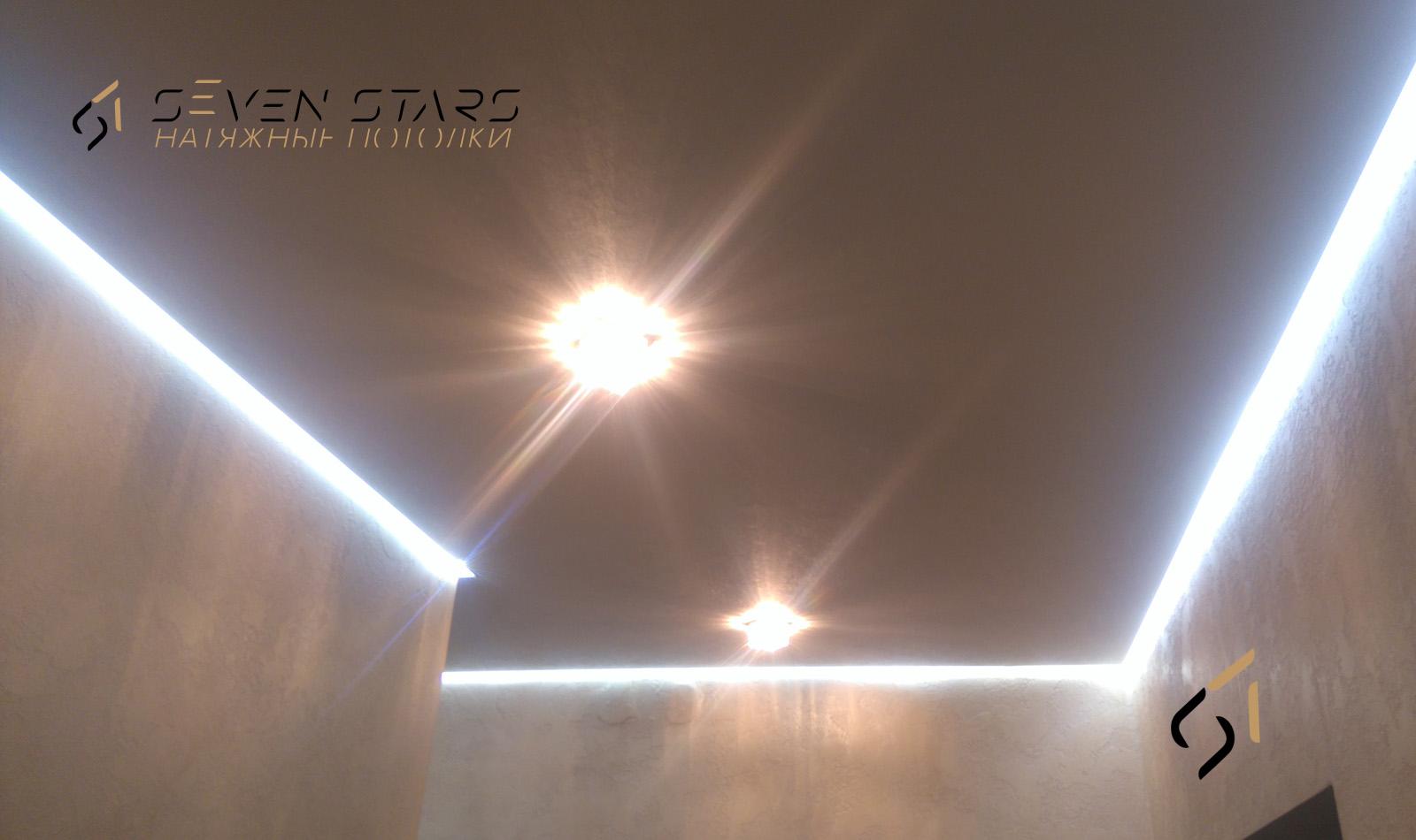 Световые потолки 12