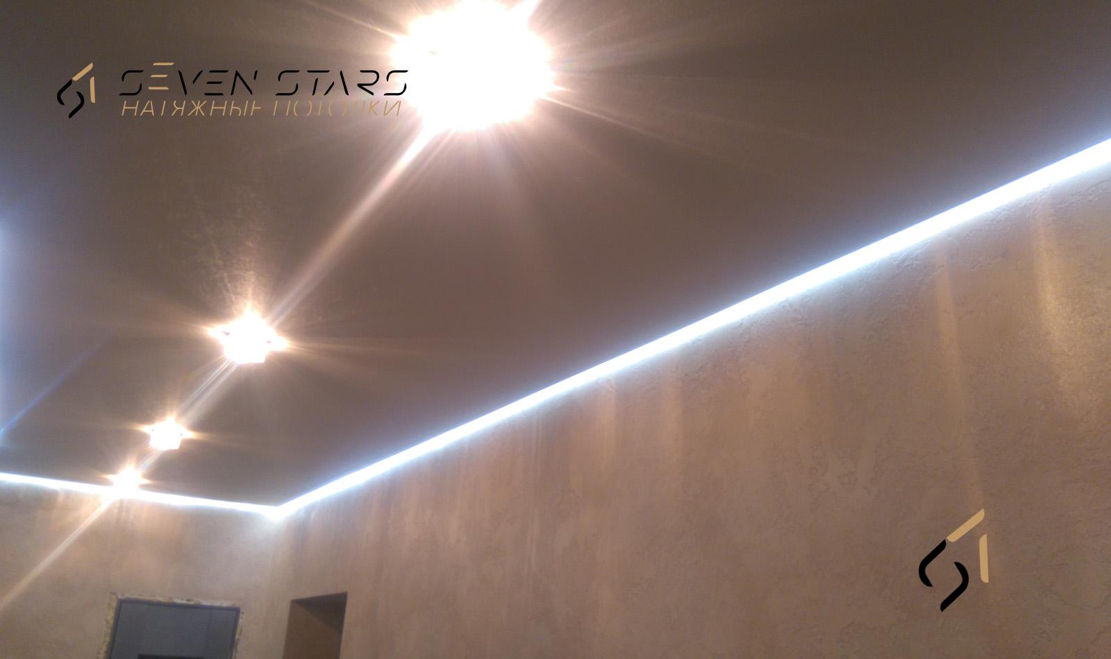 Световые потолки 11