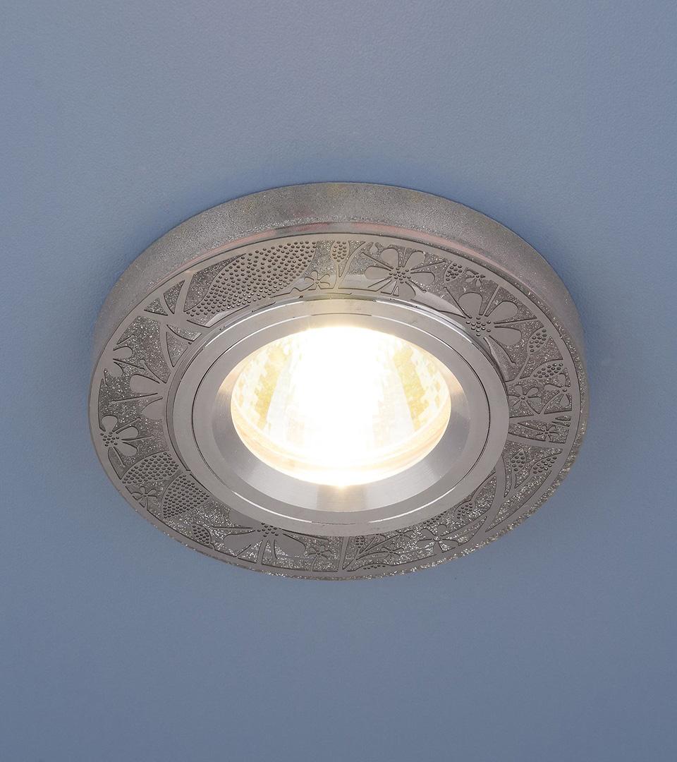 Точечный светильник с LED подсветкой 8096 MR16 SL 2