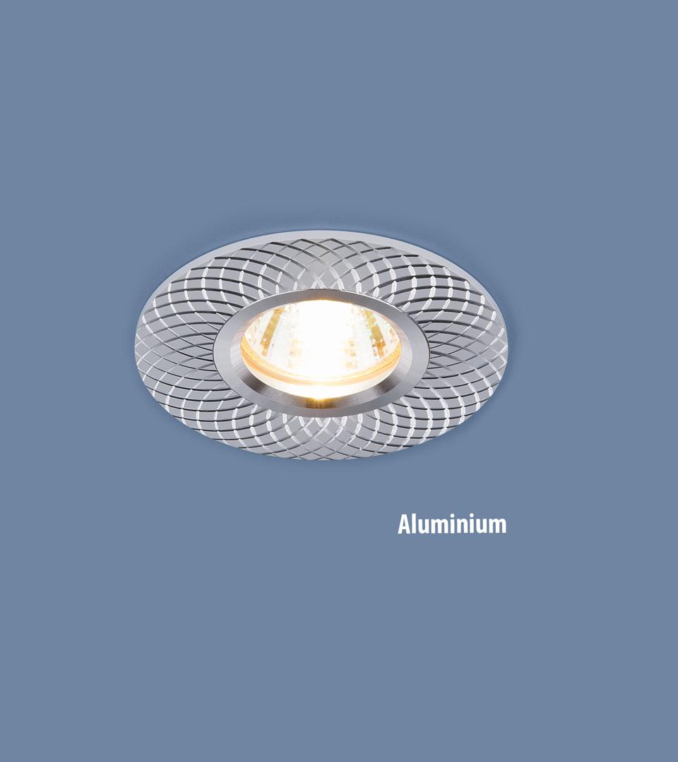 Алюминиевый точечный светильник 2006 MR16 WH белый 1