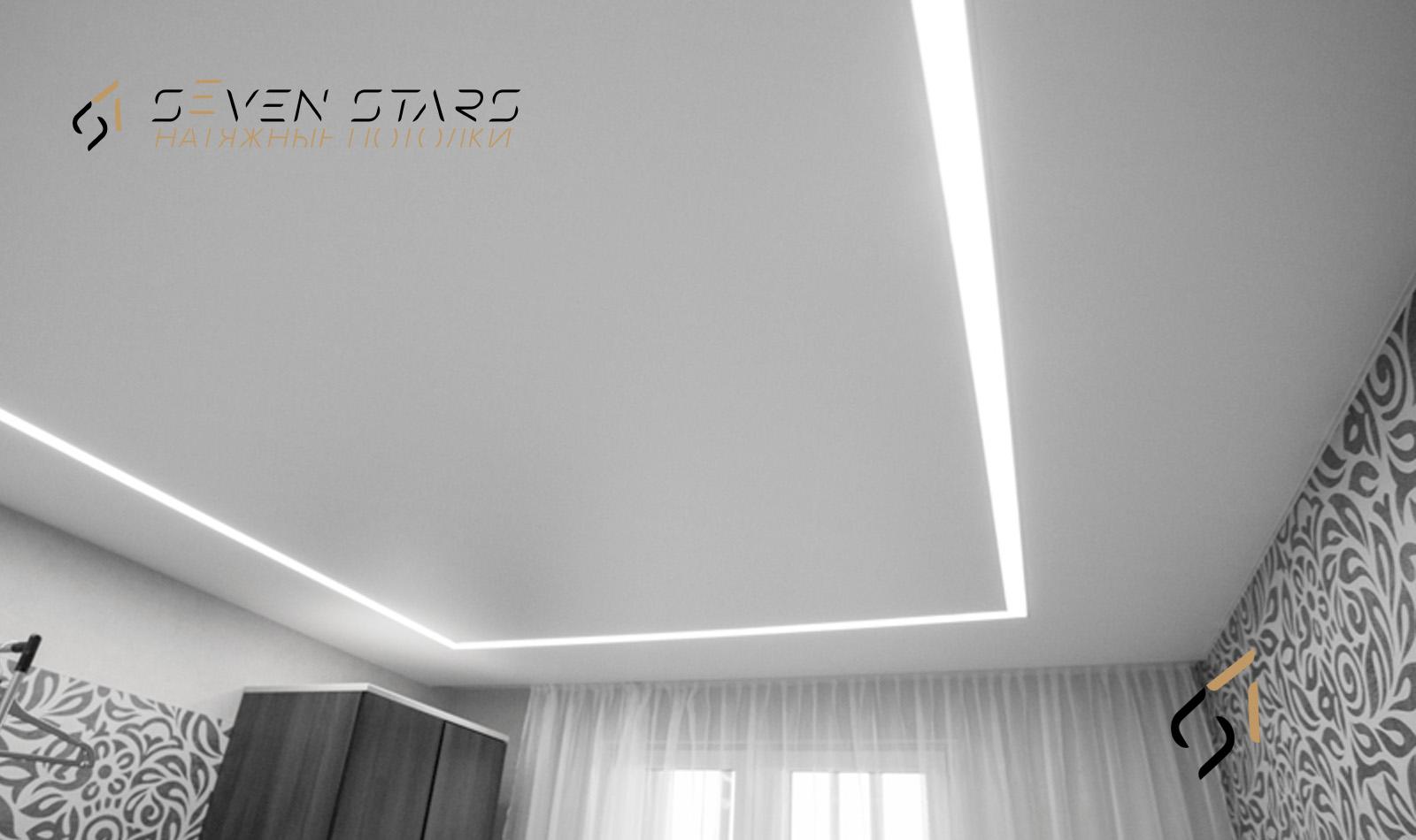 Галерея световых потолков 3