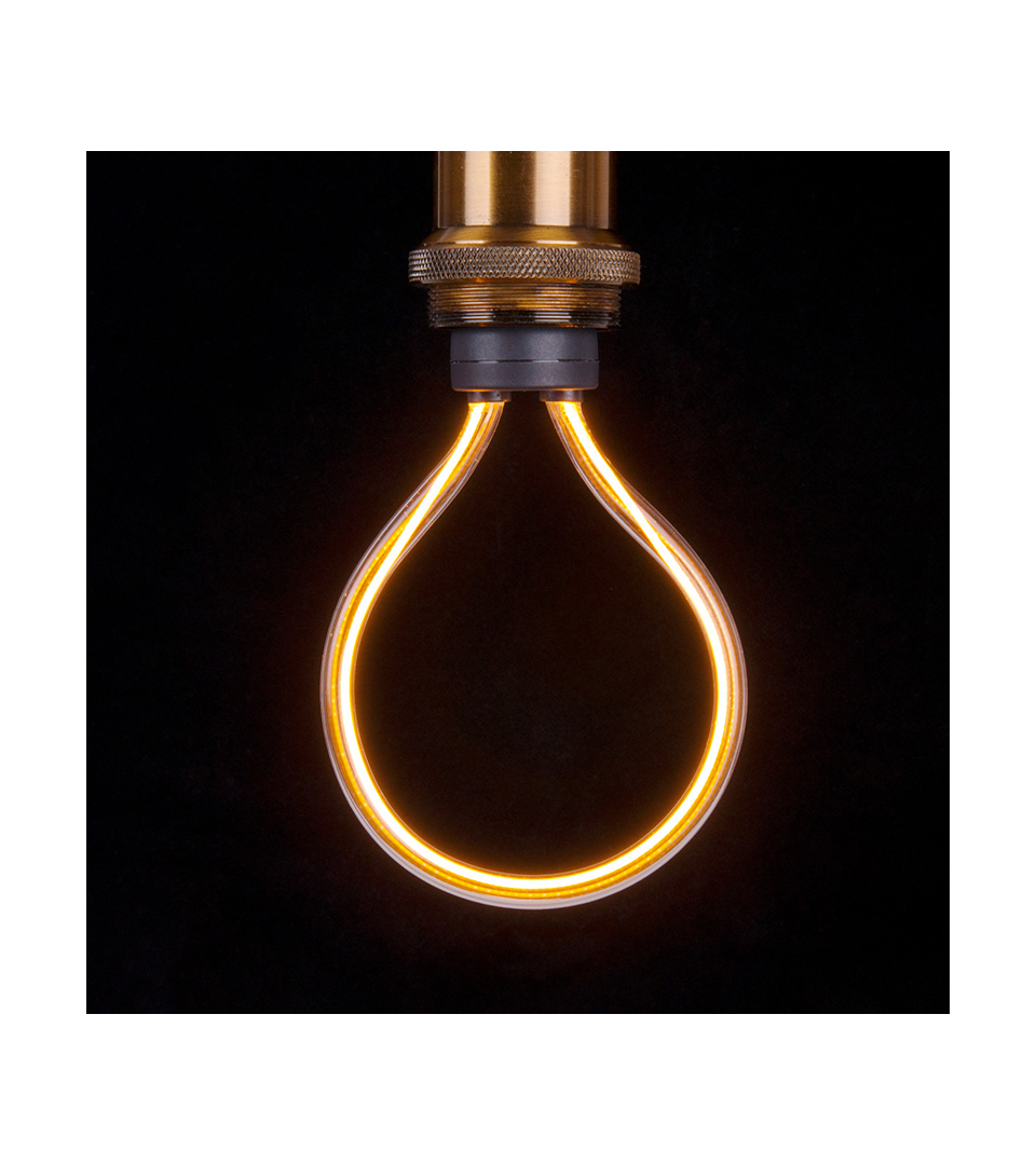 Светодиодная лампа Art filament 4W 2400K E27 2