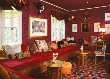 Натяжные потолки в современных стилях 11