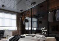 Натяжные потолки в стиле лофт 18