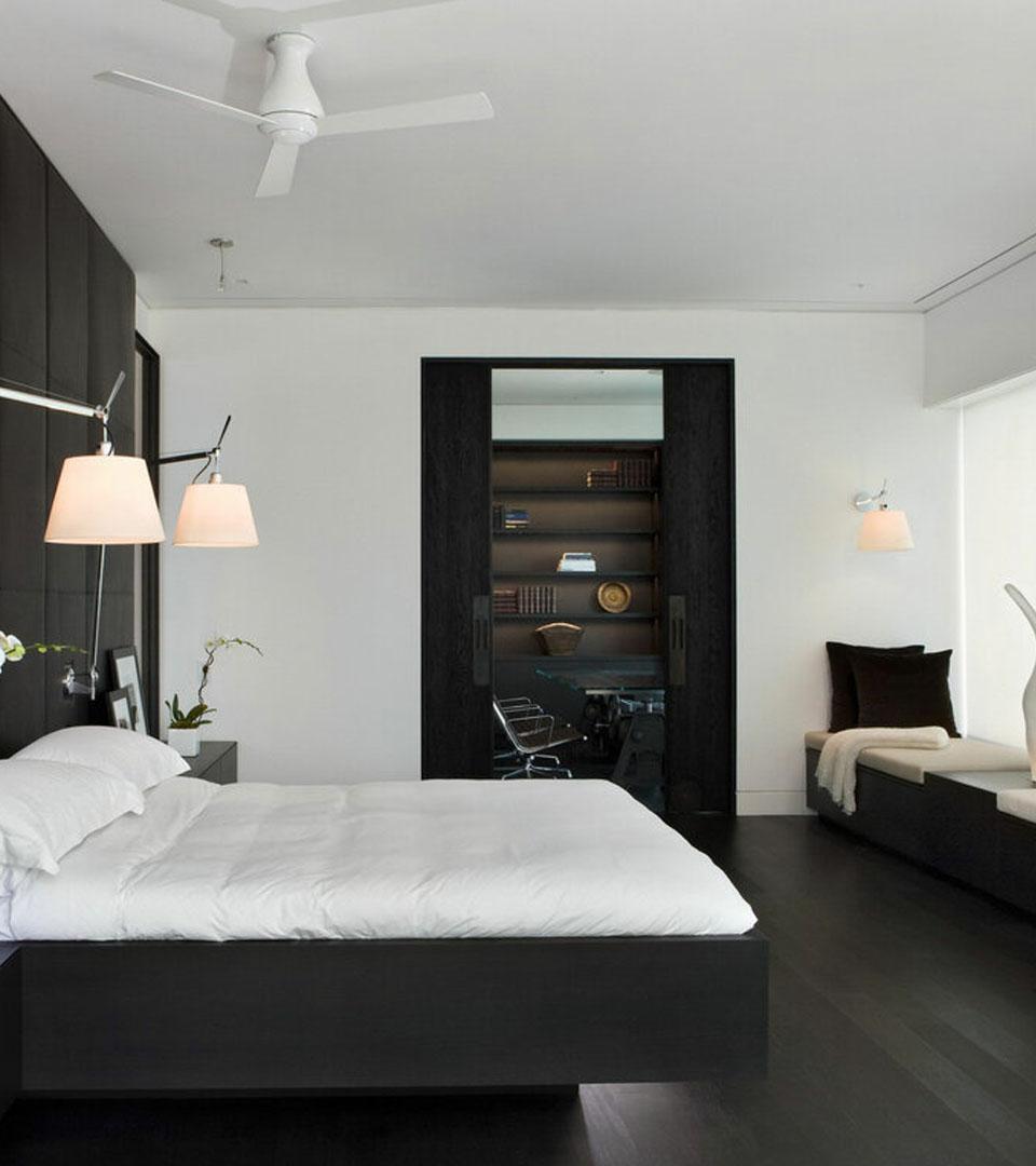 Матовые потолки в 1 комнатной квартире 45 м2 2